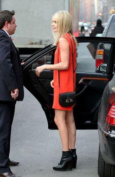Kate Bosworth carrying the Derek Lam Ume bag