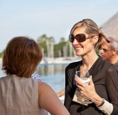 article on non-awkward ways to start a networking conversation. [the daily muse]