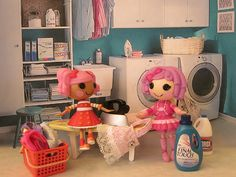 Mini Lalaloopsy Laundry Day | Flickr - Photo Sharing!