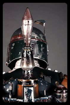 Boba Fett even looks cool from behind. Is it wrong that I am a little turned on by this pic? You're right - it is.