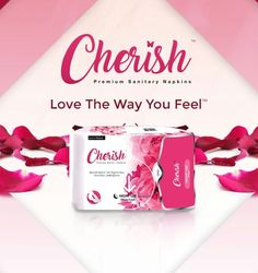 """Cherish Sanitary Napkins"" By Nspire Network Day Use, What Is Essential, Sanitary Napkin, Selling On Pinterest, Menstrual Cycle, Reduce Inflammation, Life Motivation, Health And Wellness, Women's Health"