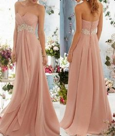 Maid of honour dress