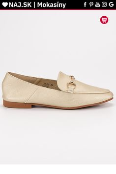 Zlaté poltopánky lordsy Comer Lord, Loafers, Shoes, Fashion, Travel Shoes, Zapatos, Moda, Moccasins, Shoes Outlet