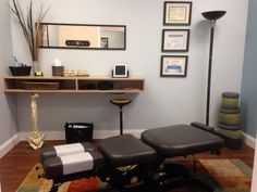 Now this is what a Chiropractor\'s Office should look like ...