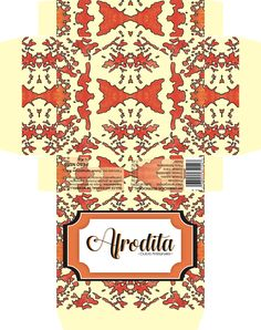 Packaging alta gama- Dulce de Batata.