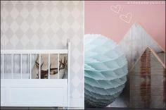 #Inspiratie #babykamer | Nieuwe binnenkijker via Kinderkamerstylist