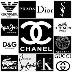 Dolce & Gabbana: Dol-che e Ga-bbana Dries Van Noten: Dris fan No-ten DSquared2: Di S-cue-rd Gareth Pugh: Ga-red Piu Givenchy: Yi-von-shi Gucci: Gu-chi Hermès: Er-mé Jean Paul Gaultier: Yon Pol Go-ti-éh Lanvin: Lan-ván Loewe: Lou-ev-ei Maison Margiela: Me-son Mar-yel-a Moschino: Mo-skin-o Proenza Schouler: Pro-enza Skú-ler Thakoon: Tha-kún Versace: Ver-sa-che Yves Saint Laurent: Iv Sen Loh-gó