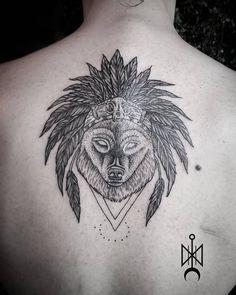 [dkjordaoart@gmail.com]  #dkjordao #darkjordao #blackworktatto #blackworkbrasil #blackworkers #tattoo #tatuagem #cuiaba #wolftattoo #indianwolf #dotwork #cuiabamt #cuiabatattoo #tattooinspiration #darkartists