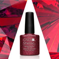 This red nail polish is meant for Hollywood.