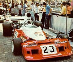1974   Trojan T103 Ford - Tim Schenken