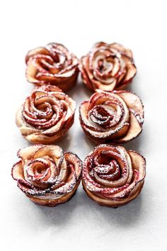 Apple Roses | ELLE Eten