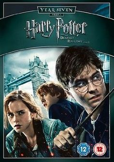 Harry potter and the deathly #hallows - part 1 (1-disc #version) dvd #[2010] dani, View more on the LINK: http://www.zeppy.io/product/gb/2/201258425855/