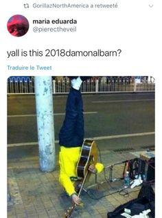 Gorillaz & Damon (and sometimes other stuff) Music Stuff, My Music, Gorillaz Band, Sunshine In A Bag, The Wombats, Damon Albarn, Martin Gore, Band Nerd, Jamie Hewlett