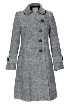 Embroidered Handloom NOMADS Women's Vintage Coat B   http://www.atomretro.com/11851