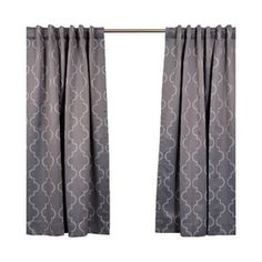 Seville Blackout Curtain Panel