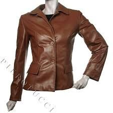 classic leather jackets for woman - Google Search