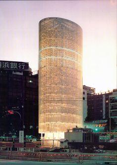 Tower of Winds, Yokohama, Japan by Toyo Ito
