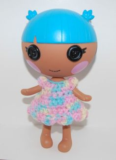 Lalaloopsy Littles Doll Dress.....too cute