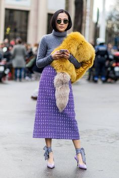 The Best Street Style Inspiration & More Details That Make the Difference Street Style Trends, Street Style Inspiration, Best Street Style, Cool Street Fashion, Street Chic, Street Girl, Paris Street, Style Ideas, Estilo Fashion