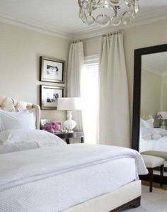Clean and light-guest room
