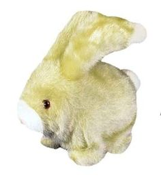 Fluff the Rabbit Reward--She hops along, squeaks and waggles her ears. Special Needs Toys, Sensory Toys, Dinosaur Stuffed Animal, Rabbit, Animals, Autism, Budget, Space, Bedroom
