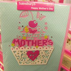 print & pattern: MOTHER'S DAY 2013 - sainsbury's