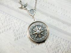 Compass Necklace...