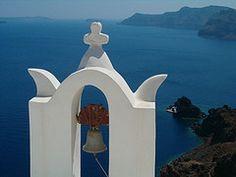 Greece: Isle of Santorini...