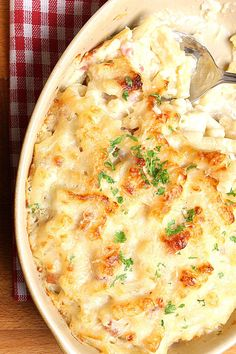 Three Cheese Macaroni