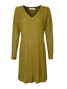 Bamboo Avocado Dress