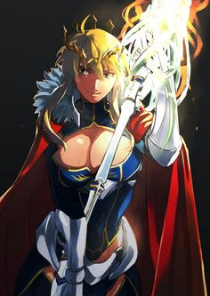 Fate - Artoria Pendragon