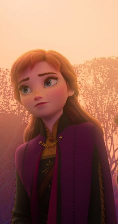 Anna Disney, Disney Frozen Elsa, Cute Disney, Princess Anna Frozen, Barbie Princess, Bad Princess, Frozen 2 Wallpaper, Disney Wallpaper, Anna Et Elsa