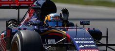 """Formula 1: Carlos Sainz: """"Es bueno sumar puntos en mi primera carrera de casa"""""""
