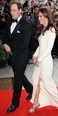 IF THE INVITE SAYS BLACK TIE... photo   Kate Middleton, Prince William