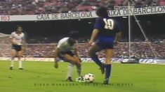 Diego Maradona Top 50 Amazing Skill Moves Ever | Is this guy the best in...