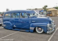 '53 Chevy Suburban...Re-pin brought to you by #LowCostInsurance at #HouseofInsurance in #EugeneOregon