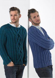 982257e352de Sweaters in Stylecraft Life Super Chunky - Discover more Patterns by  Stylecraft at LoveKnitting. The worlds largest range of knitting supplies -  we stock ...