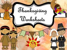 Hey, friends!These Thanksgiving worksheets are meant to serve as Thanksgiving activities before or during the holiday. The pack includes: Acrostic poem; Crossword puzzle; Wordsearch; I am thankful for ...Click here for the FULL THANKSGIVING PACK Check out the preview before you purchase to see if the level of difficulty is the one you desire.