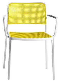 Kartell-5877L3-Audrey-Shiny-Chair-by-Piero-Lissoni-Pack-of-2-InDoor-Polished-Aluminum-Light-Grey