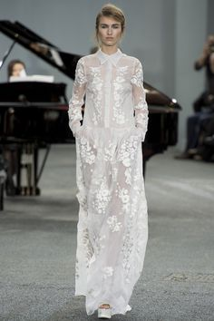 Erdem - London Fashion Week - S/S 2014