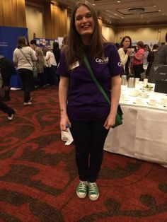 Jude Jones attended the MaMa Conference and Awards Ceremony in Glasgow with her Scholarship Funding