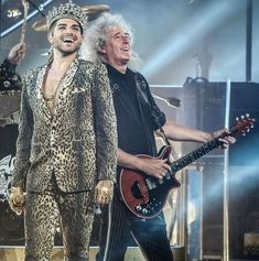 @cathypoultonphotography「Queen with Adam Lambert will be playing the Wells Fargo Center in Philly next weekend. Can't…」