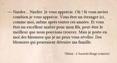 Aurochs Rouge - Chimeterre T1 par Tibéon Citation 05