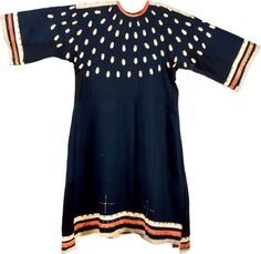 Sioux Elk Tooth Dress