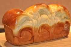 Japanese brioche tested and approved, a true ultra sweet treat Milk Recipes, Easy Cake Recipes, Sweet Recipes, Snack Recipes, Dessert Recipes, Cheese Recipes, Recipe To Use Up Milk, Amish Bread Recipes, Japanese Milk Bread