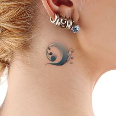 Amazing Water Tattoo Designs and Their Meanings