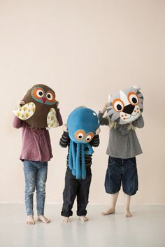 Ferm Living Shop - Animals Cushions