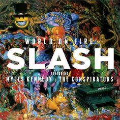 CD-Review: Slash - World On Fire