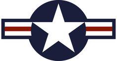9458ef930393c USAF Roundel WWII Air Force Symbol