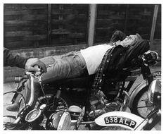 incubustellar:  The Legendary Steve McQueen